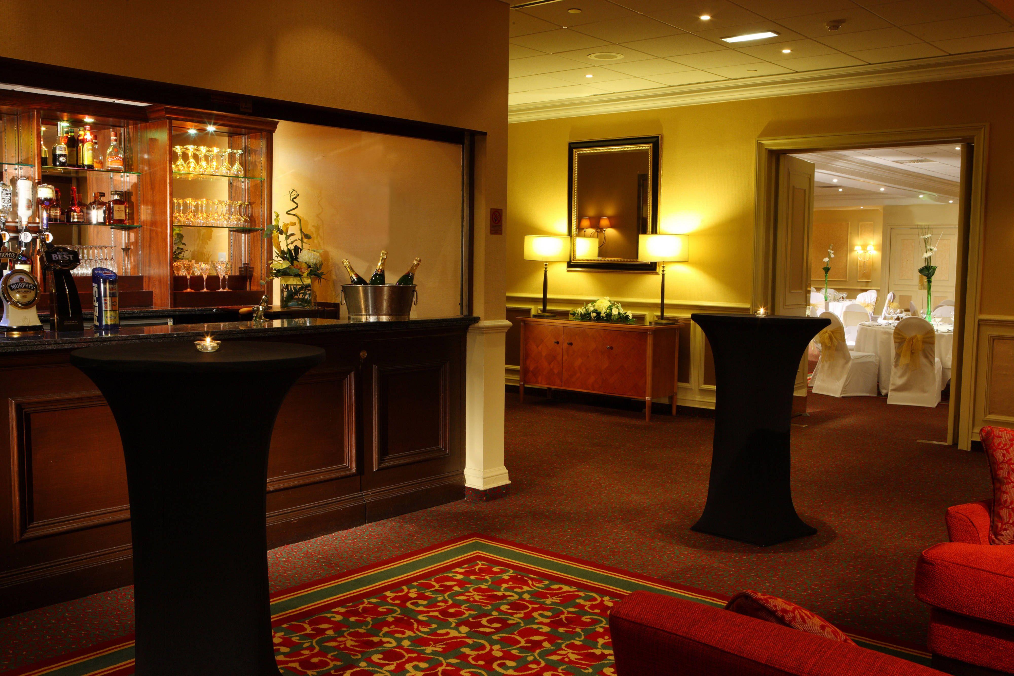 Aberdeen Marriott Hotel Pitmedden Foyer #Travel, #Relax, #Comfortable,