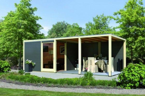 Abri de jardin de design convivial et esthétique en 26 idées