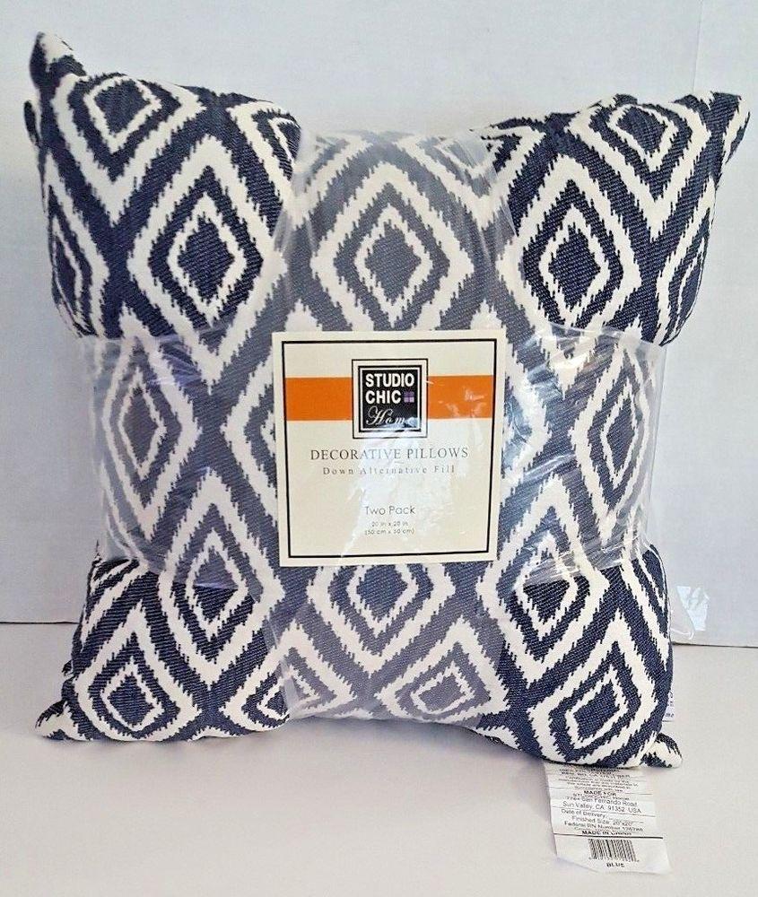 studio chic home decorative pillows costco