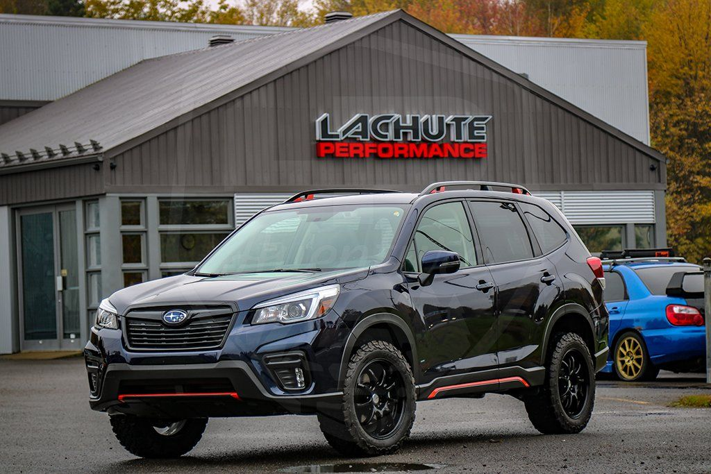 Lp Aventure Lift Kit For The New 2019 Subaru Forester Cars