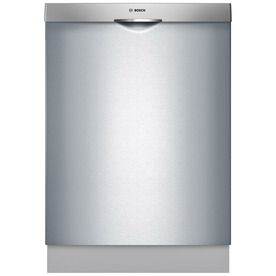At Lowes Bosch Ascenta 46 Decibel Built In Dishwasher Stainless