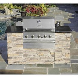Kenmore Barbeque Grills At Sears And Replacement Parts For Repair Outdoor Grill Island Outdoor Barbeque Outdoor Kitchen Grill