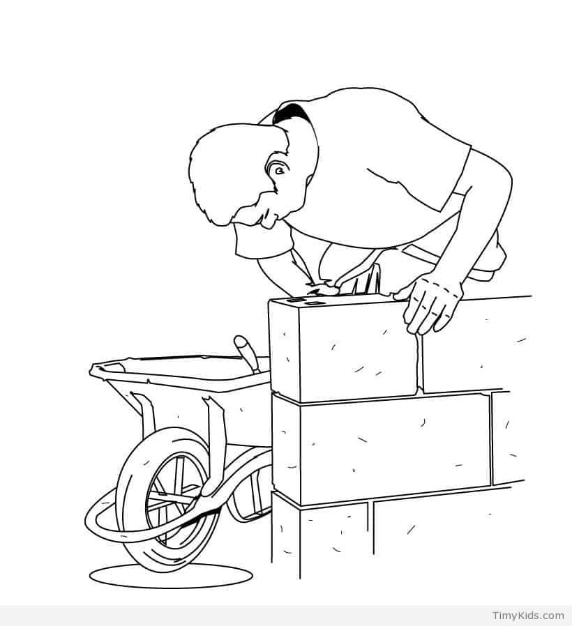 Pipefitter Coloring Pages