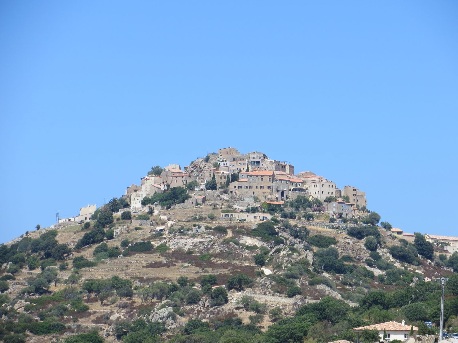 Sant'Antonino - Balagne - Corse
