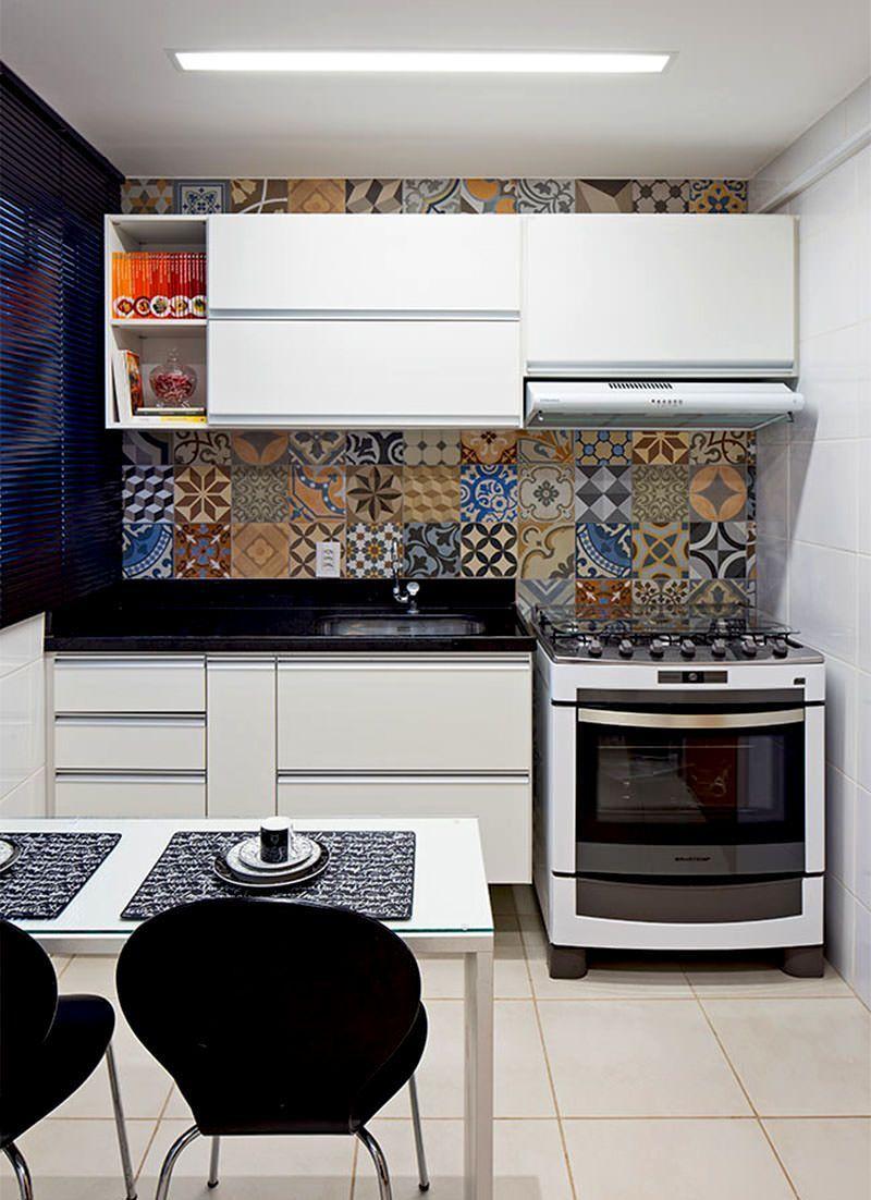 Cozinhas simples e bonitas