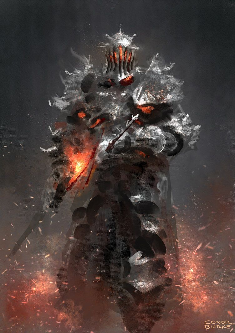 Here's a knight painting done for the Dark Souls 3 fanart contest. I'd greatly appreciate any votes in the contest gallery!www.darksouls3.com/us/creation…