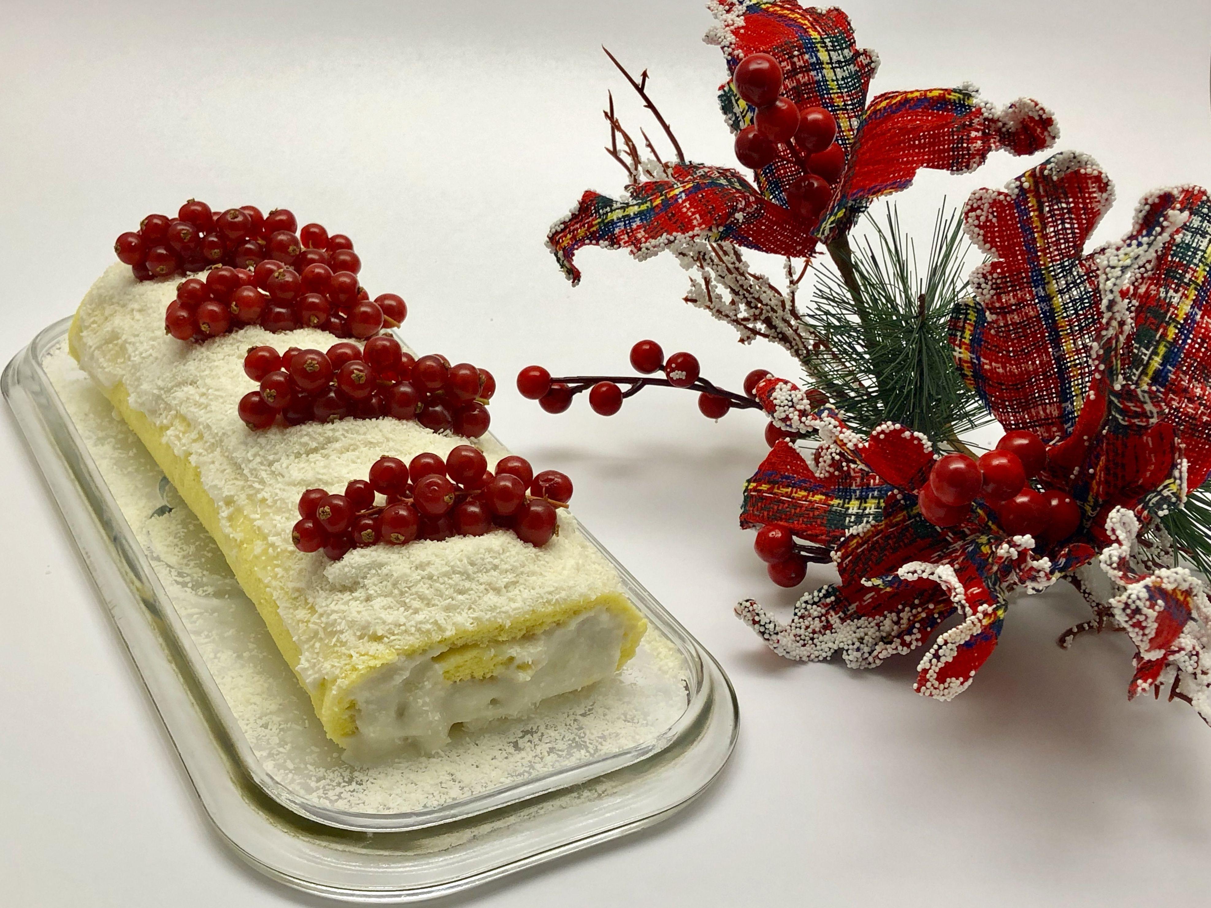 Tronchetto Di Natale Cucchiaio D Argento.Il Tronchetto Di Natale Il Buche De Noel Della Tradizione Francese