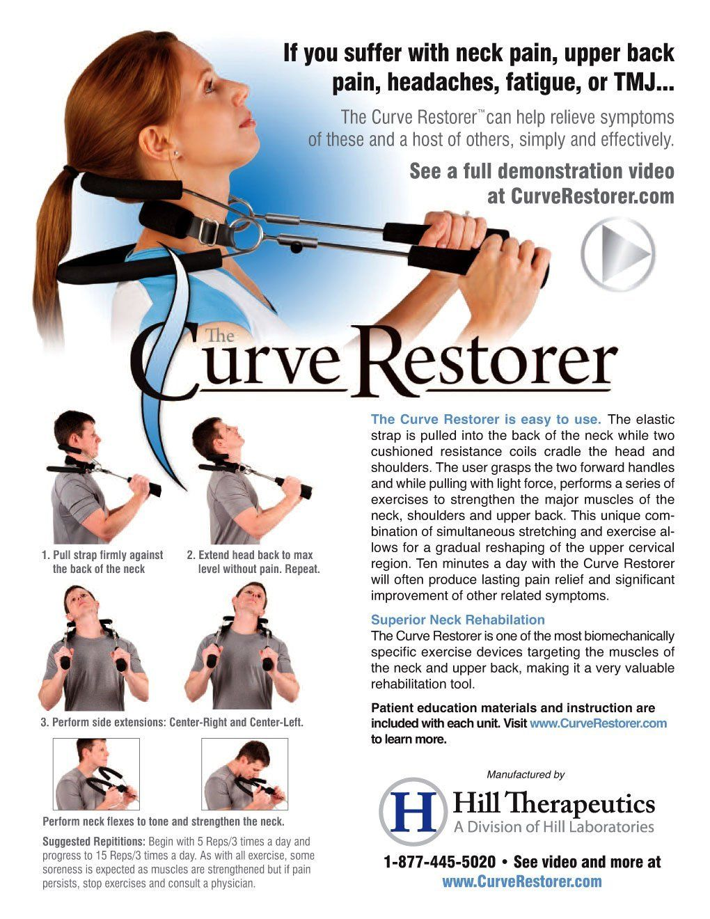 Pin on Neck Exercises