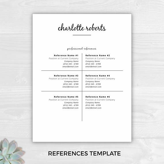 Creative Resume Template Resume for Word  Pages Resume Template - resume 5 pages