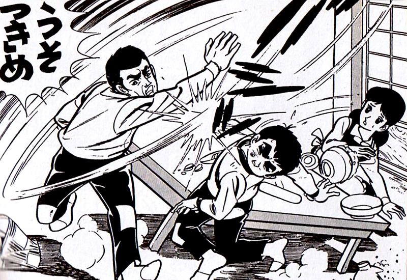 Anime And Manga Abusive Parents