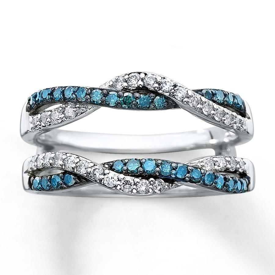 engagement ring enhancers on the hand 45 - Wedding Ring Enhancers