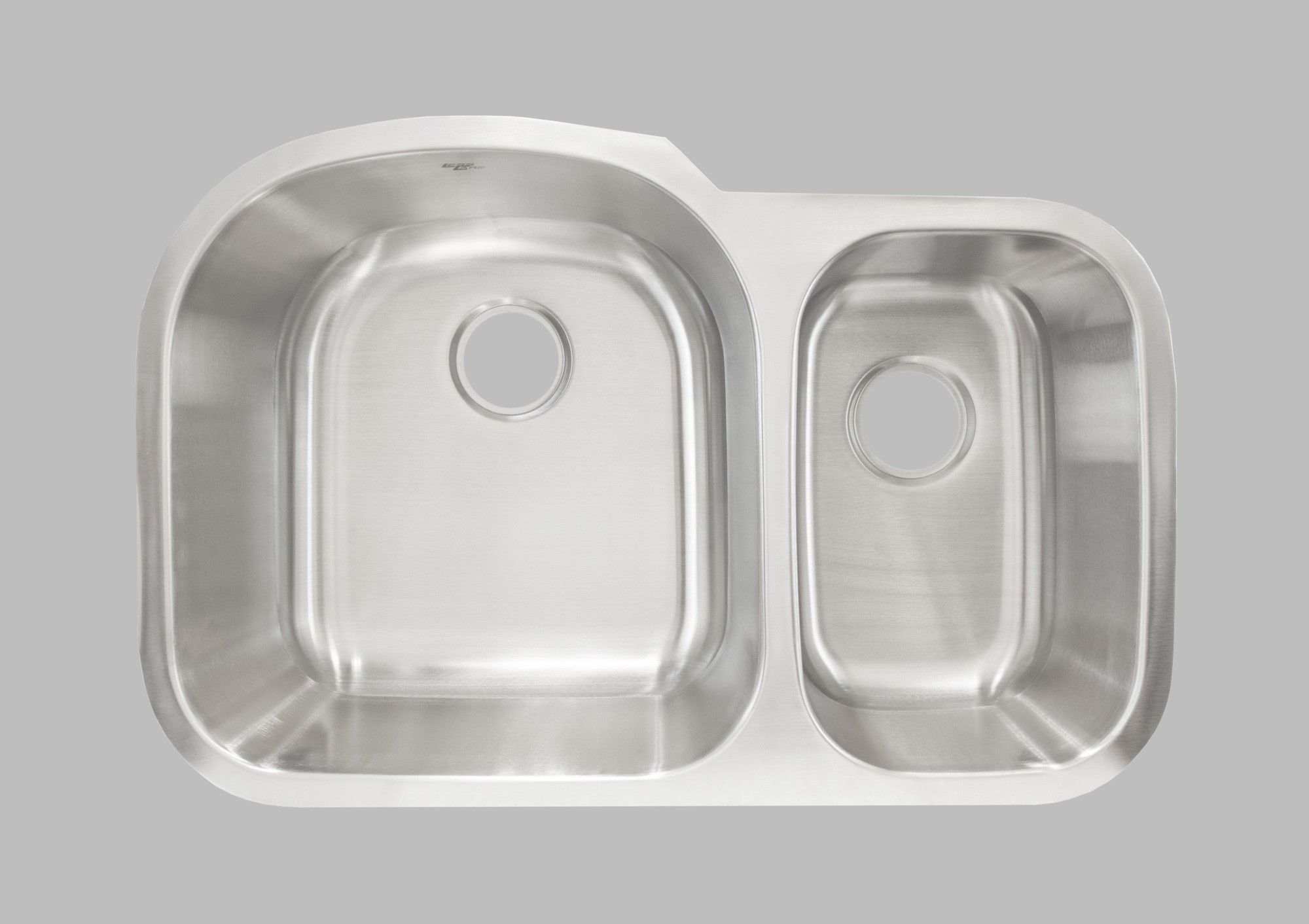Undermount Double Bowl Sink Lcl201r 31 3 8 W X 20 5 8 L X 9 Deep