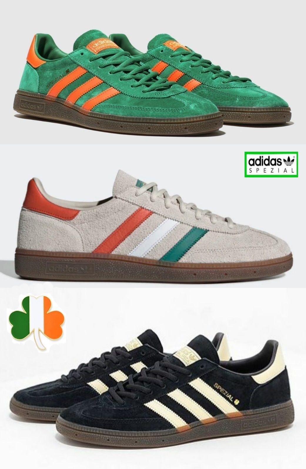 Save Adidas Handball Spezial Shoes Clear Brown Core