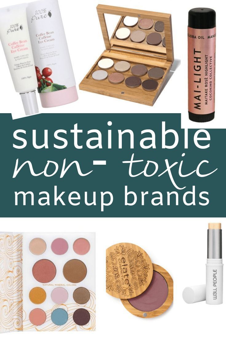 Pin by Lydia Mendoza on Makeup in 2020 Non toxic makeup
