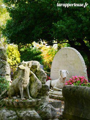 Cimetière des chiens / Cimetière des animaux à Asnières-sur-Seine. Pet cemetery in Asnières-sur-Seine (Paris suburbs): a really fun visit!