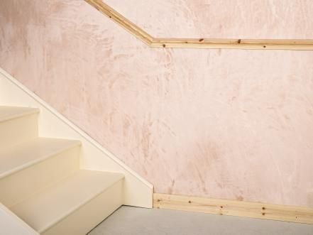 Installing A Decorative Rail Down A Staircase Stair Moulding Stairs Dado Rail