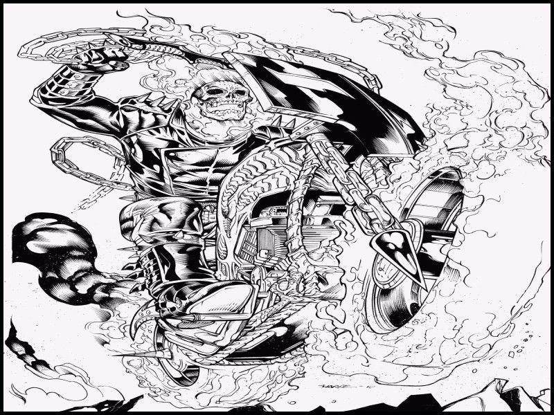 Luxury Ghost Rider Drawings In Pencil Ghost Rider Drawing Ghost Rider Tattoo Ghost Rider