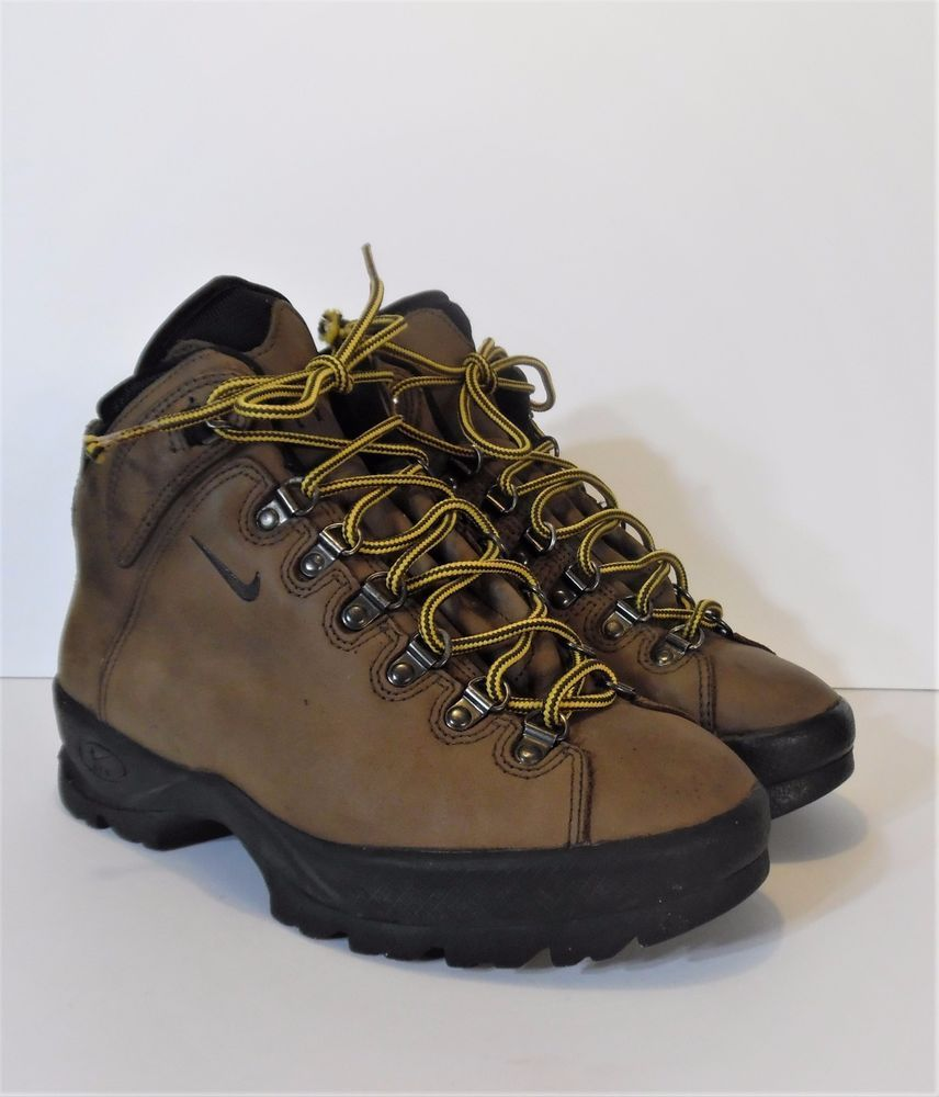 29db642ea ... Nike ACG Air 148027 221 Vintage 7 Eye Hiking Boot Womens US 7.5