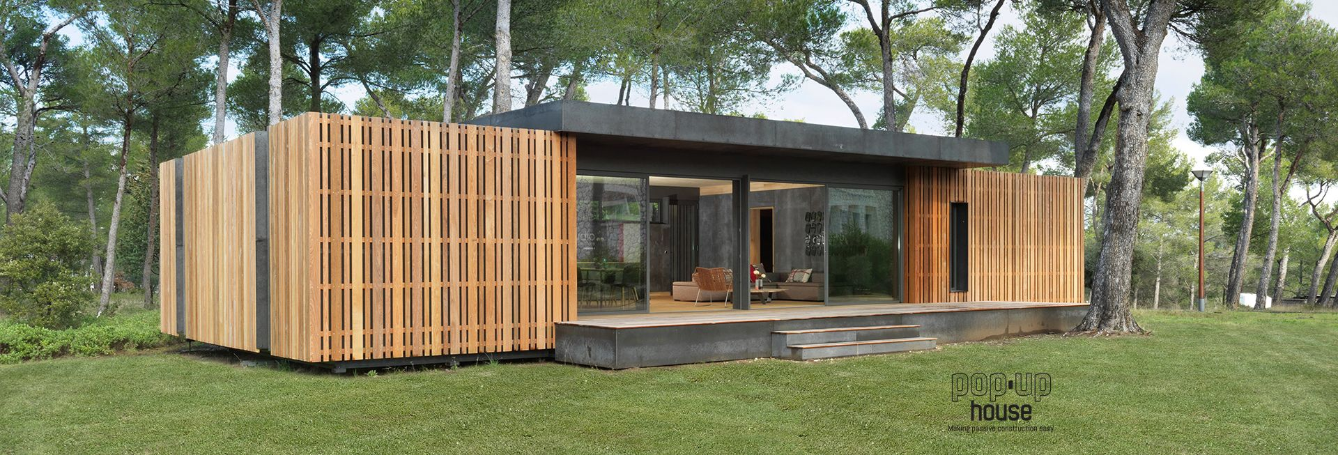 Synergie Home, Rénovation, Isolation Et Construction De Maison PopUp House