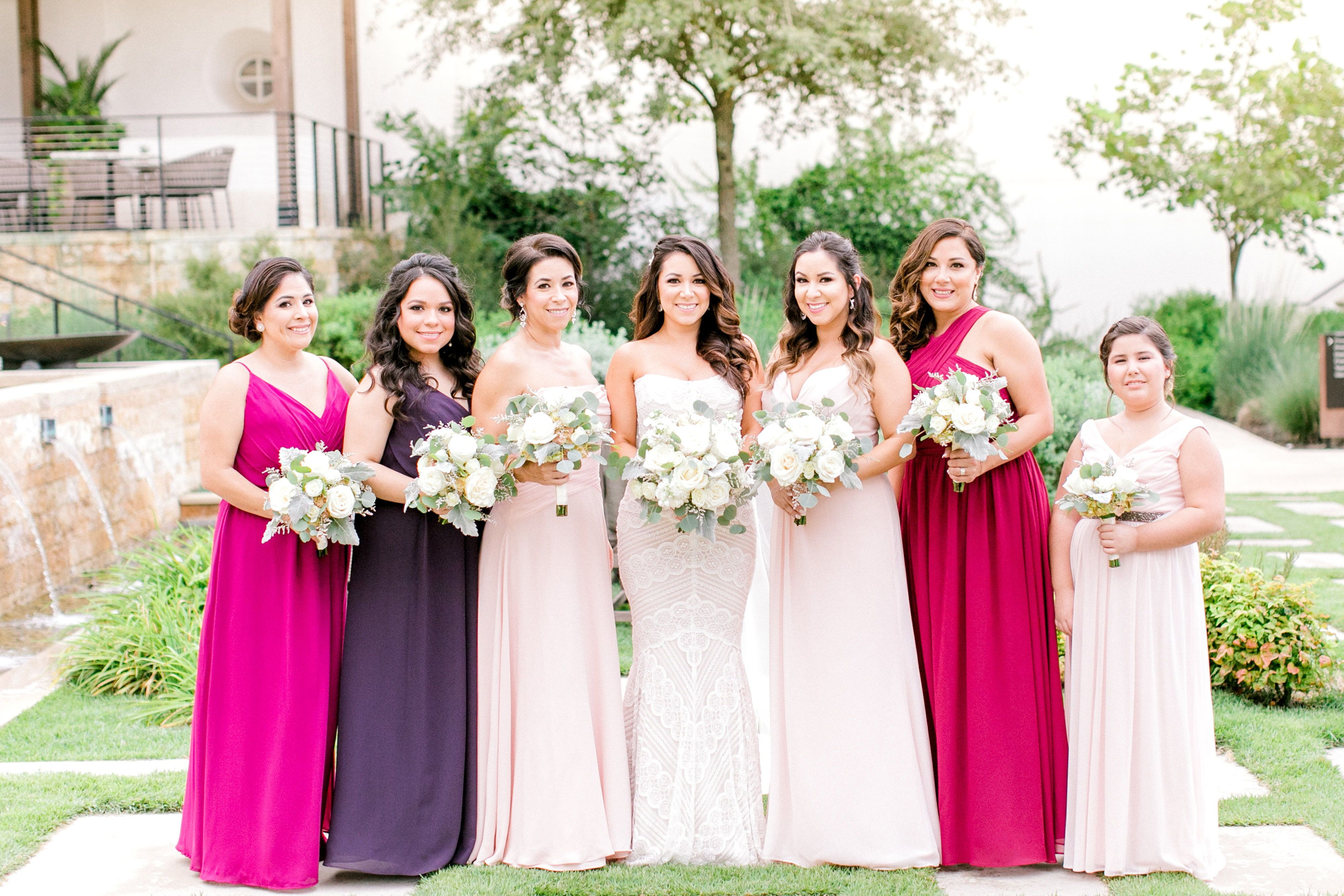 A Garden Style Resort Wedding At La Cantera Resort In San Antonio Tx By Embellished Event Planning San Antonio Weddings Hill Country Wedding Wedding Planner