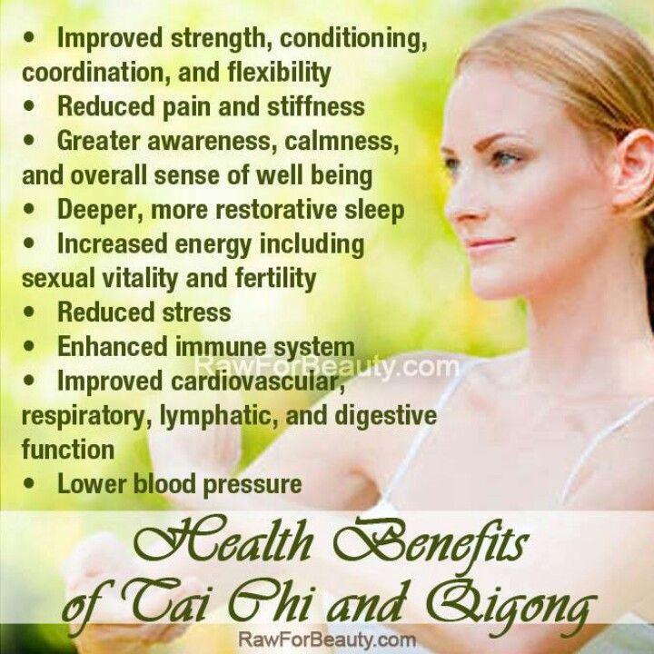 Tai Chi Benefits