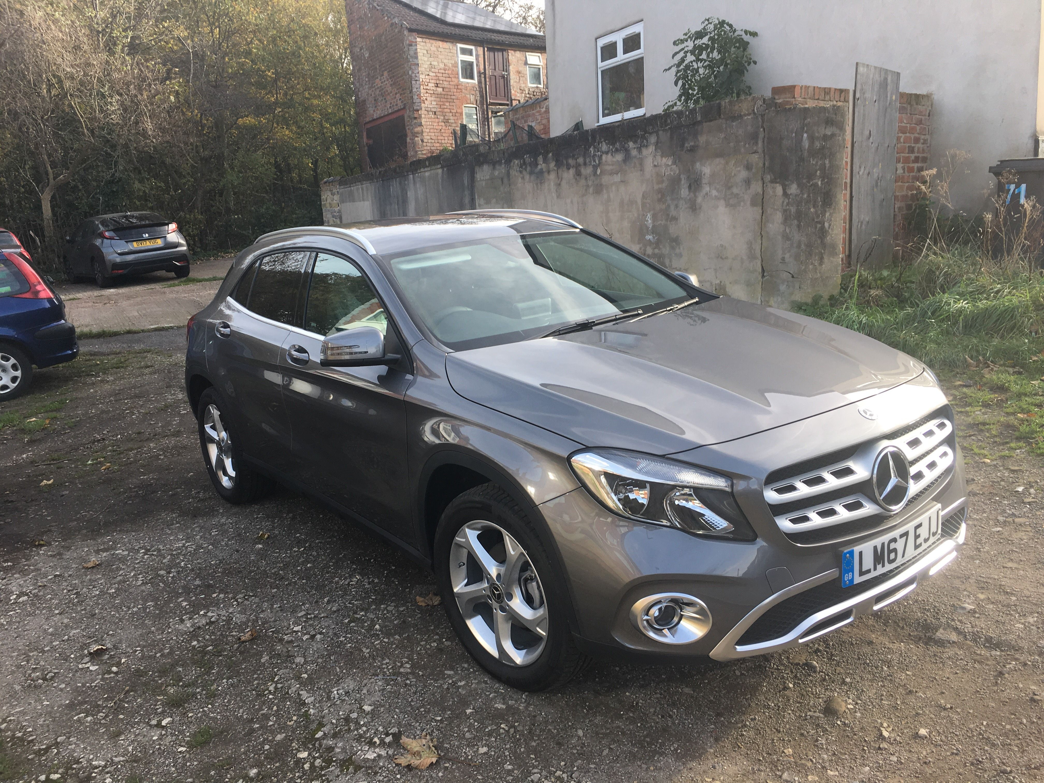 The Mercedes GLA 200d Sport Auto We Delivered! #carleasing #newcars #deals. Car  LeasingMercedes ...