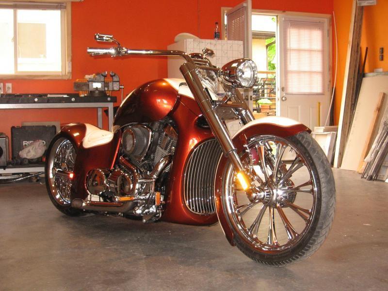 very custom very cool