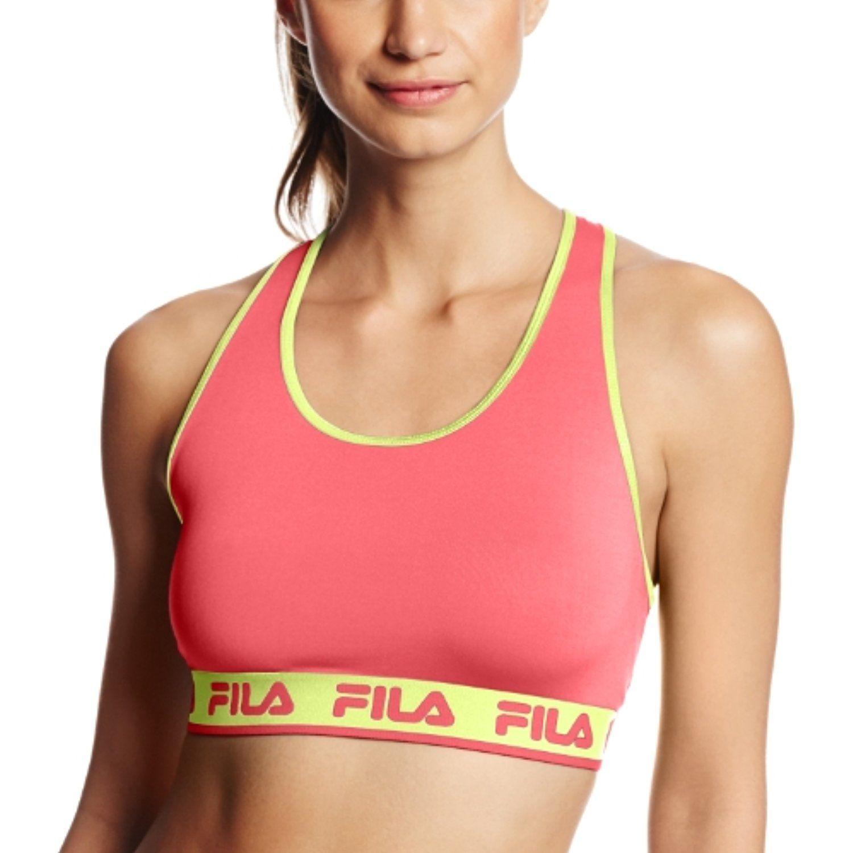 Fila Women's Logo Elastic Bra Click image to review