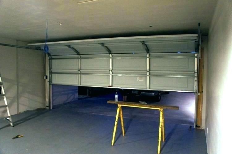 Garage Door Motor Installation Cost For New Of