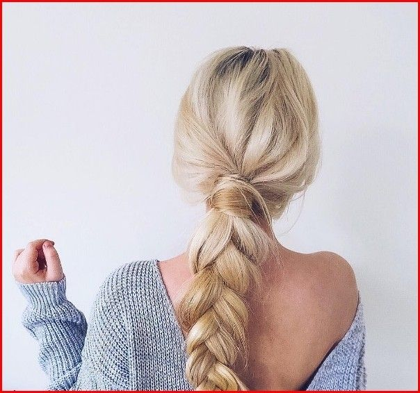 Loose Braid: The New Trend – Braided Hairstyles