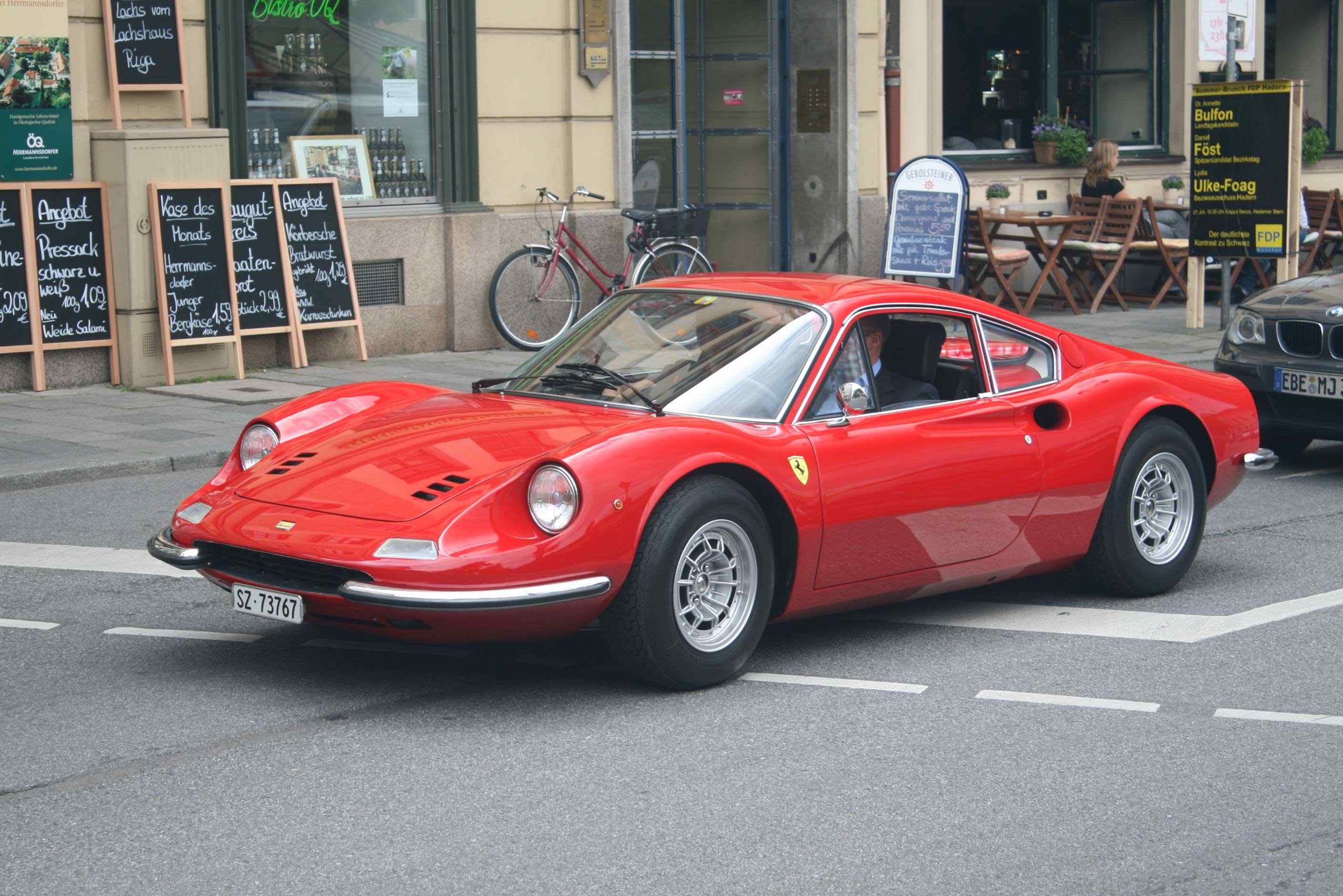 Ferrari Dino HD Wallpapers