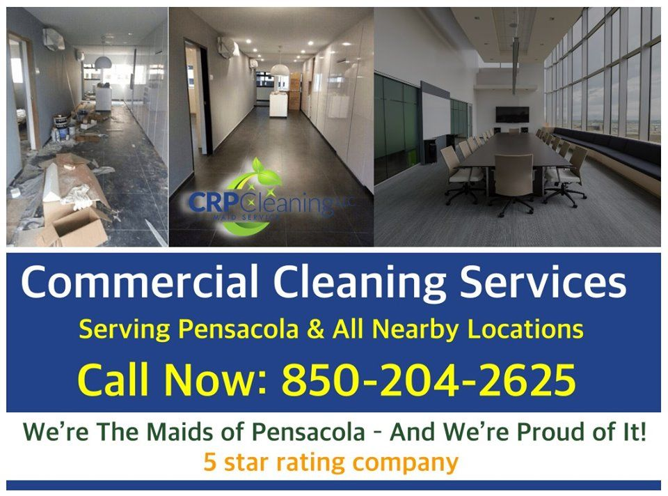 Office Cleaning In Pensacola Is Committed To Providing