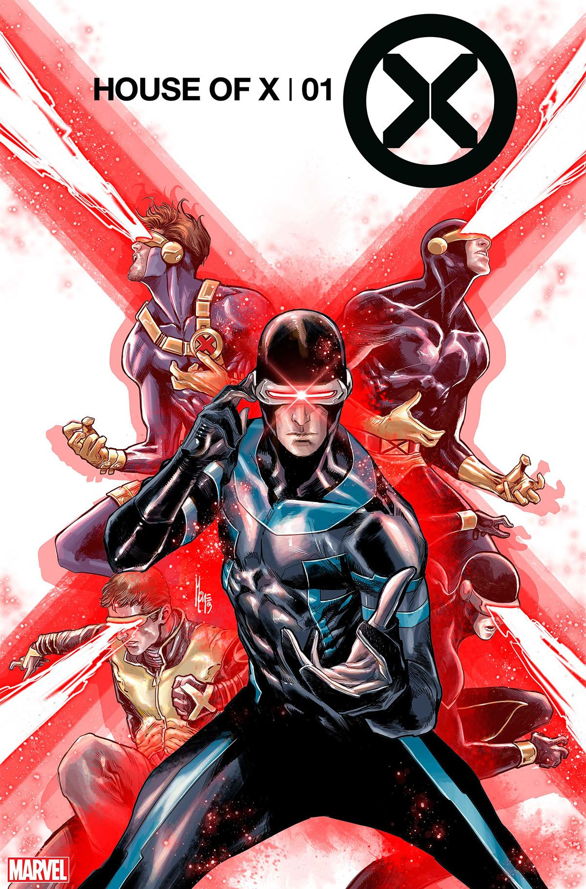 Things Are Going To Change Drastically For The X Men This Summer As Jonathan Hickman Takes Over The X Men Ti Marvel Comics Art Cyclops Marvel Comic Book Genres
