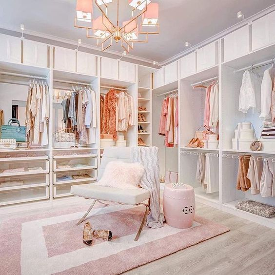 Dream dressing rooms ideas