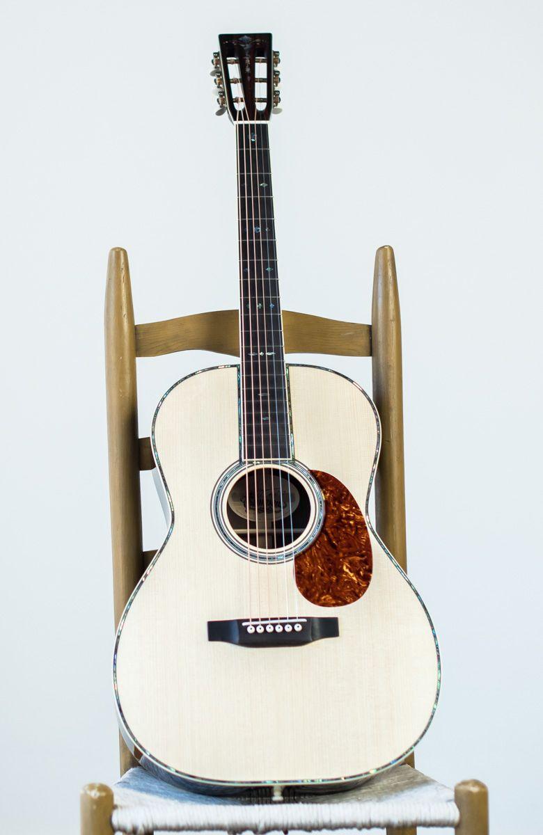 12 Fret 000 Deluxe - Preston Thompson Guitars | TRice Jarosz