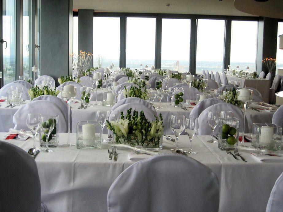 http://www.FLORICA.eu - Tischdekorationen für Firmenevents und Hochzeiten