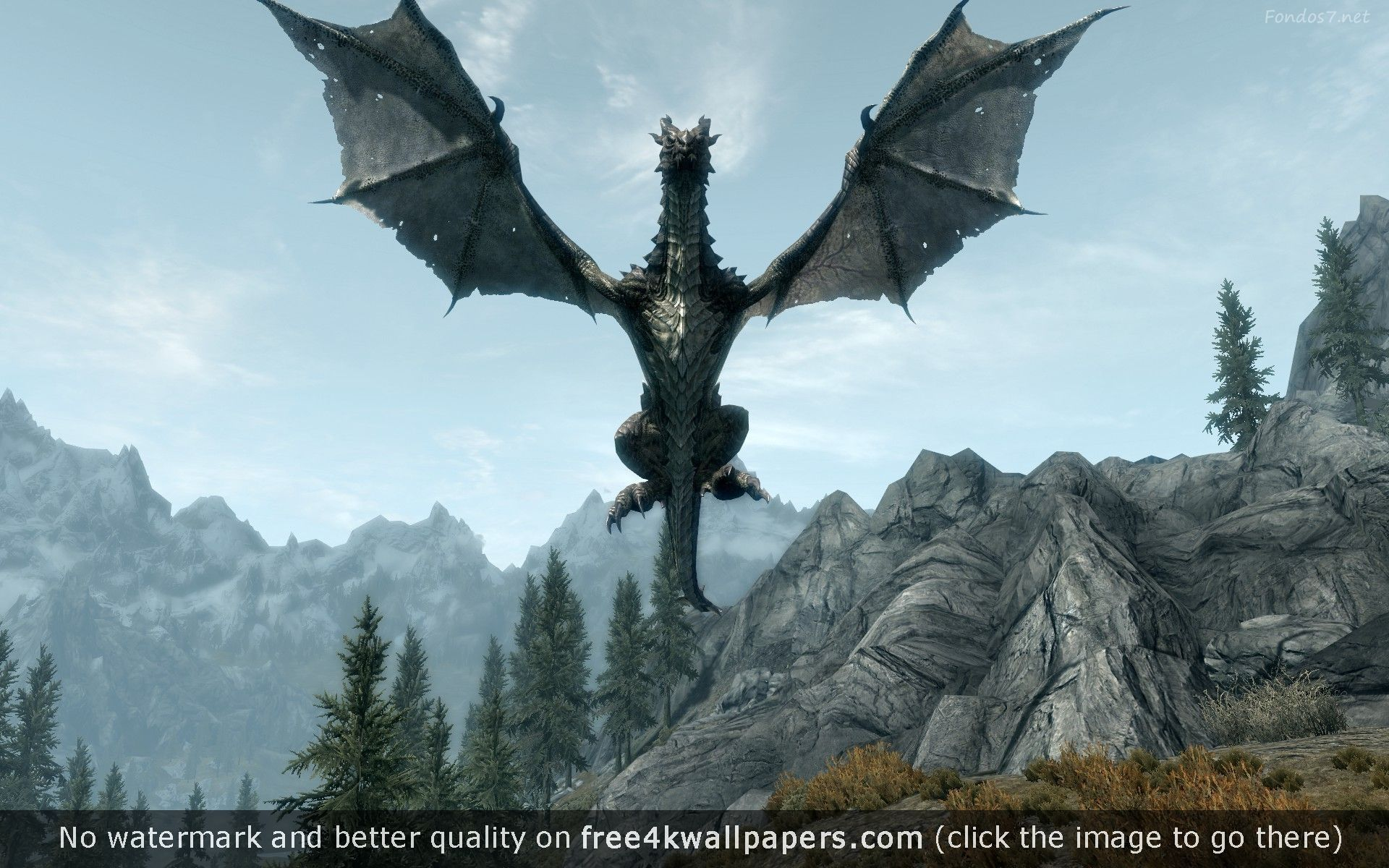 Skyrim HD Live Wallpaper Download