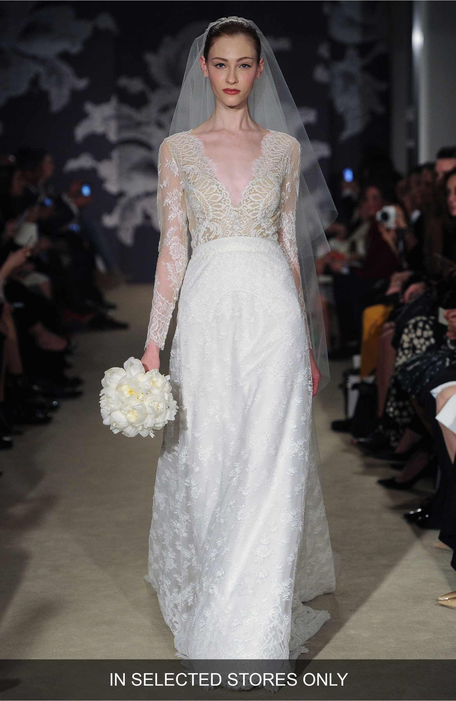 Carolina Herrera Claudette Wedding Dress Wedding Dress