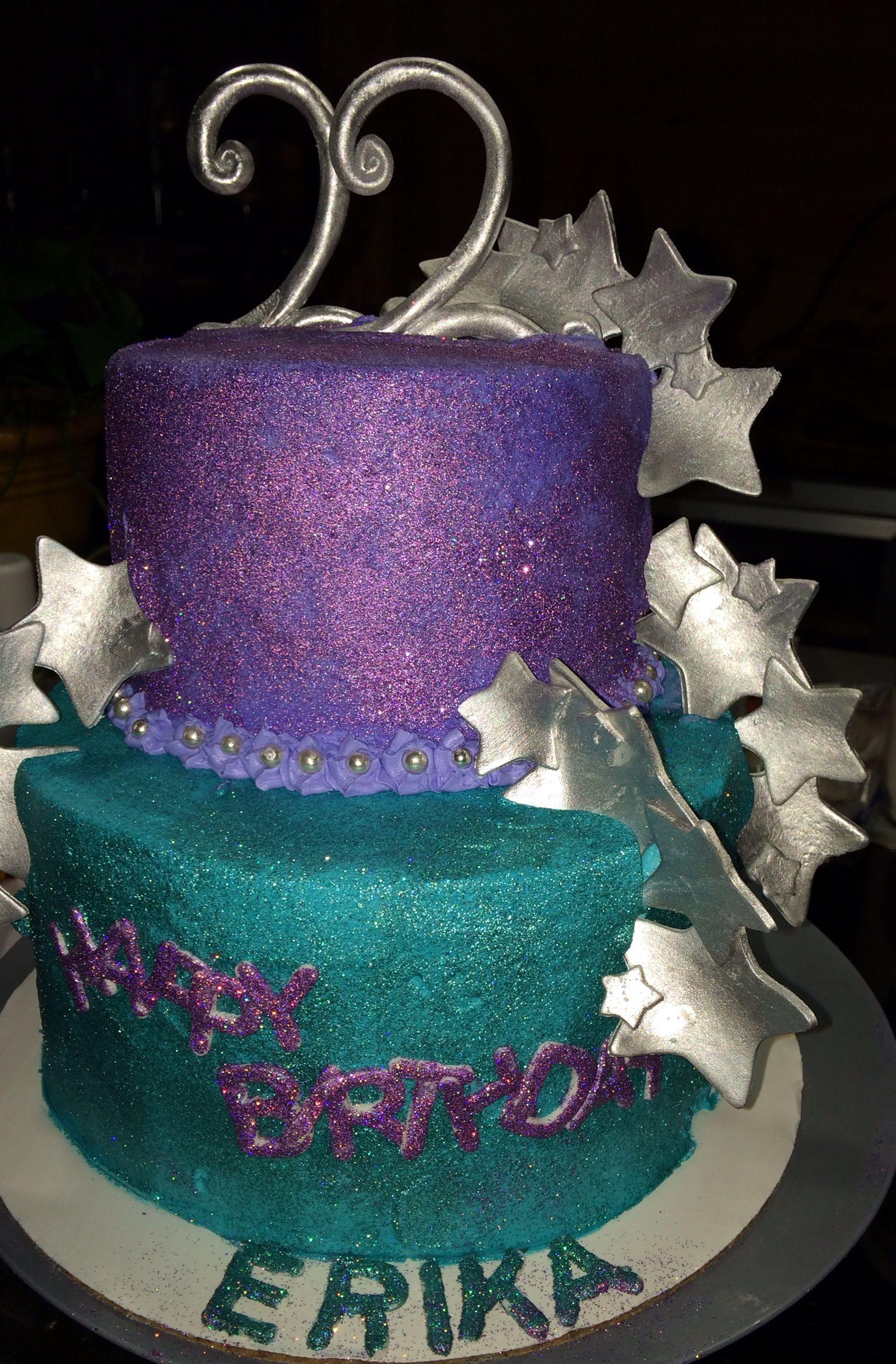 22nd Birthday Cake Birthday Cakes Pinterest 22nd Birthday