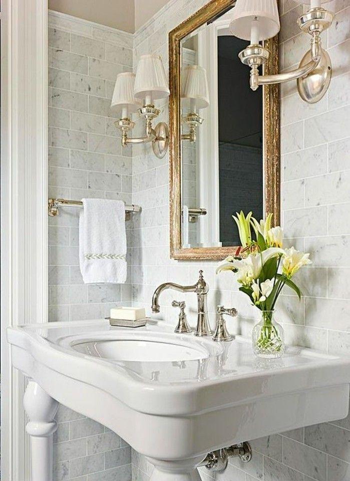 Choisissez un joli lavabo retro pour votre salle de bain Bathroom
