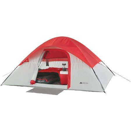 Ozark Trail 4-Person Dome Tent Multicolor  sc 1 st  Pinterest & Ozark Trail 4-Person Dome Tent Multicolor | Dome tent Ozark ...