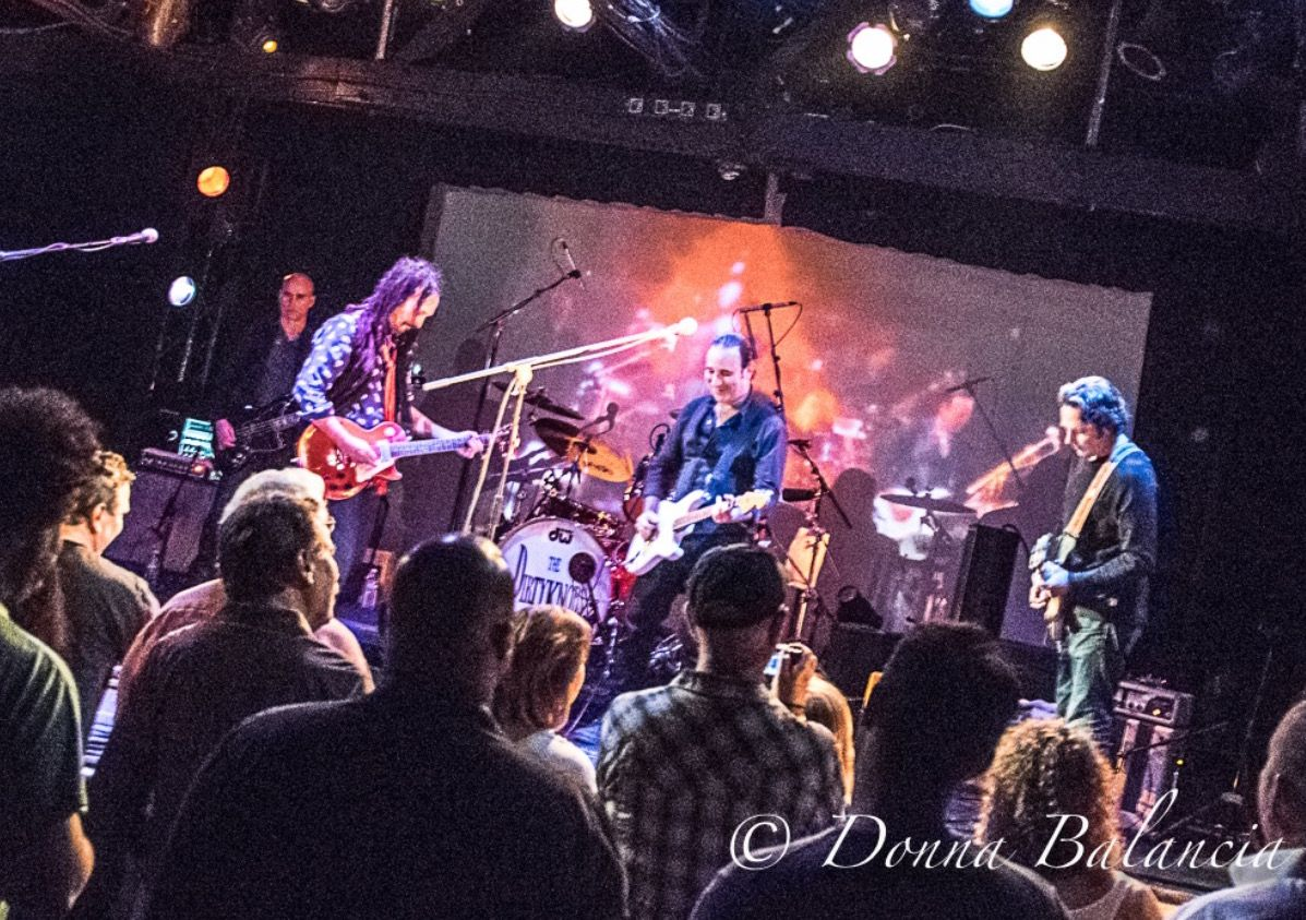 Mike Campbell and The Dirty Knobs at the Echoplex - Photo © 2016 Donna Balancia for CaliforniaRocker.com