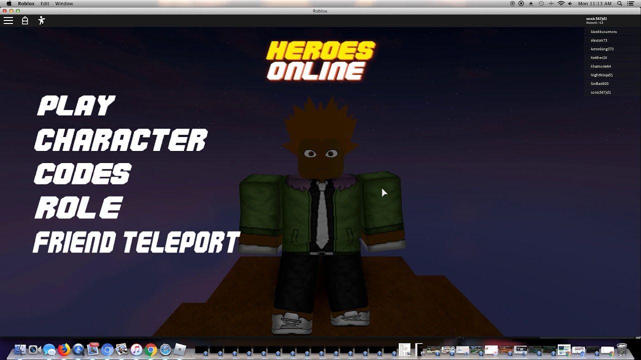 New Code For Heroes Online Hero Coding Online