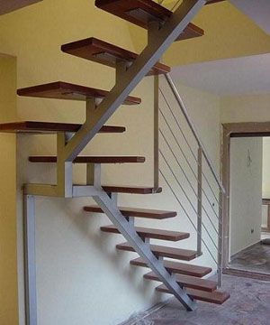 Fabricantes de escaleras detalles tecnicos pinterest for Escaleras metalicas para casa