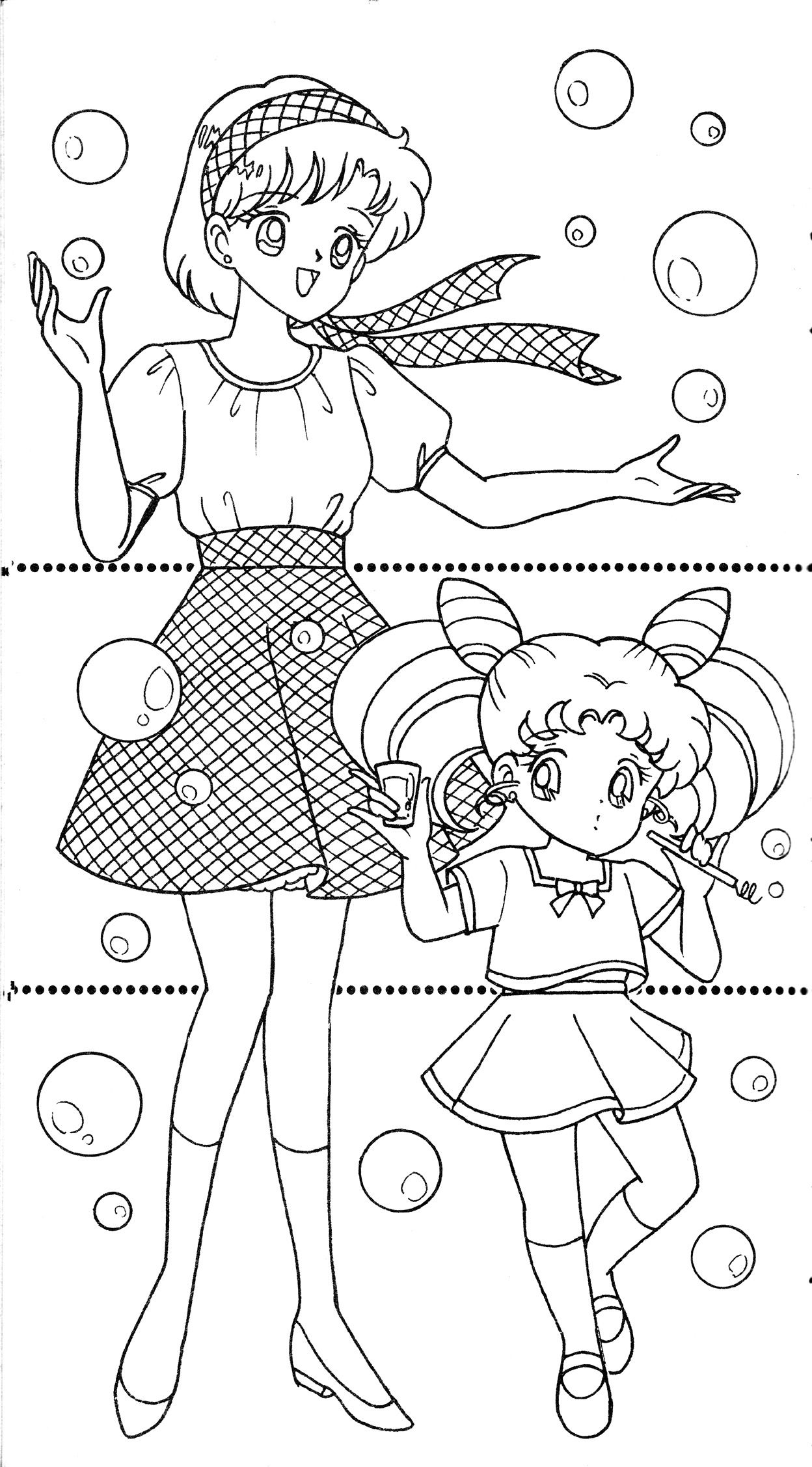 Pin by Garbs on Coloring | Disney princess coloring pages ... |Moon Mermaid Coloring Pages