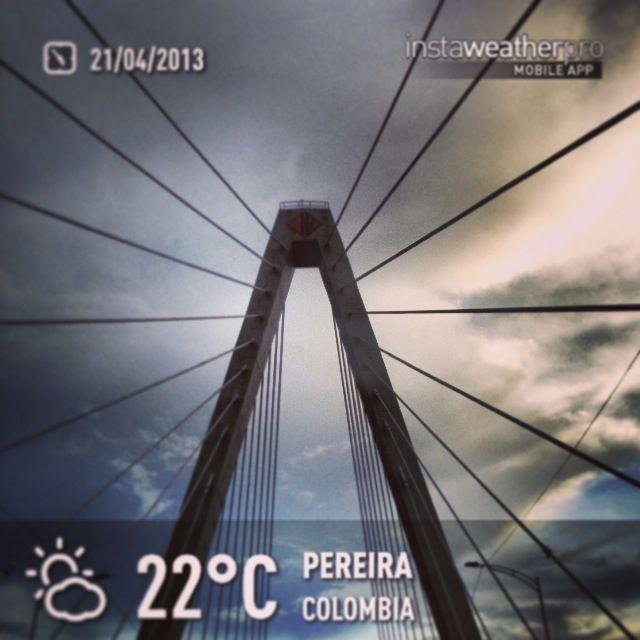 Pereira, Risaralda - Colombia Temperatura todo el año!