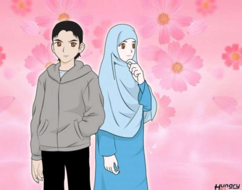21 Gambar Kartun Wanita Muslimah Tomboy Gambar Kartun Muslimah Tomboy Bertopi Kata Kata Bijak Download Muslimah Gambar Animasi Kartun Kartun Gambar Kartun