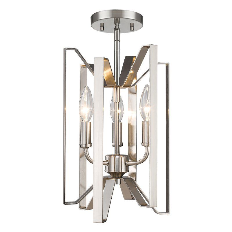 Z-Lite Marsala 4000SF Semi Flush Mount Light - 4000SF-