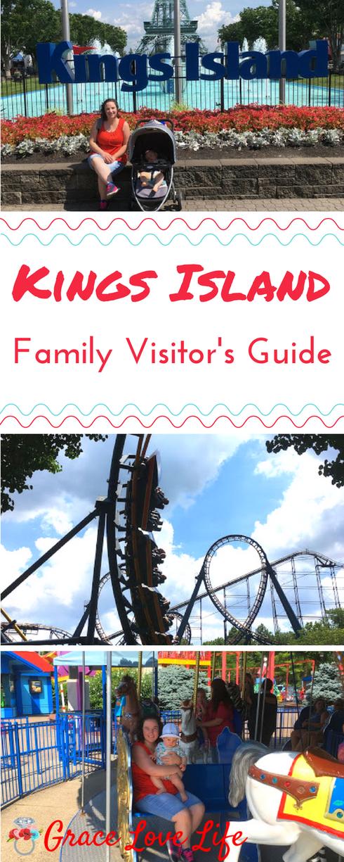 Kings Island Family Visitor Guide Kings Island Island Family Travel