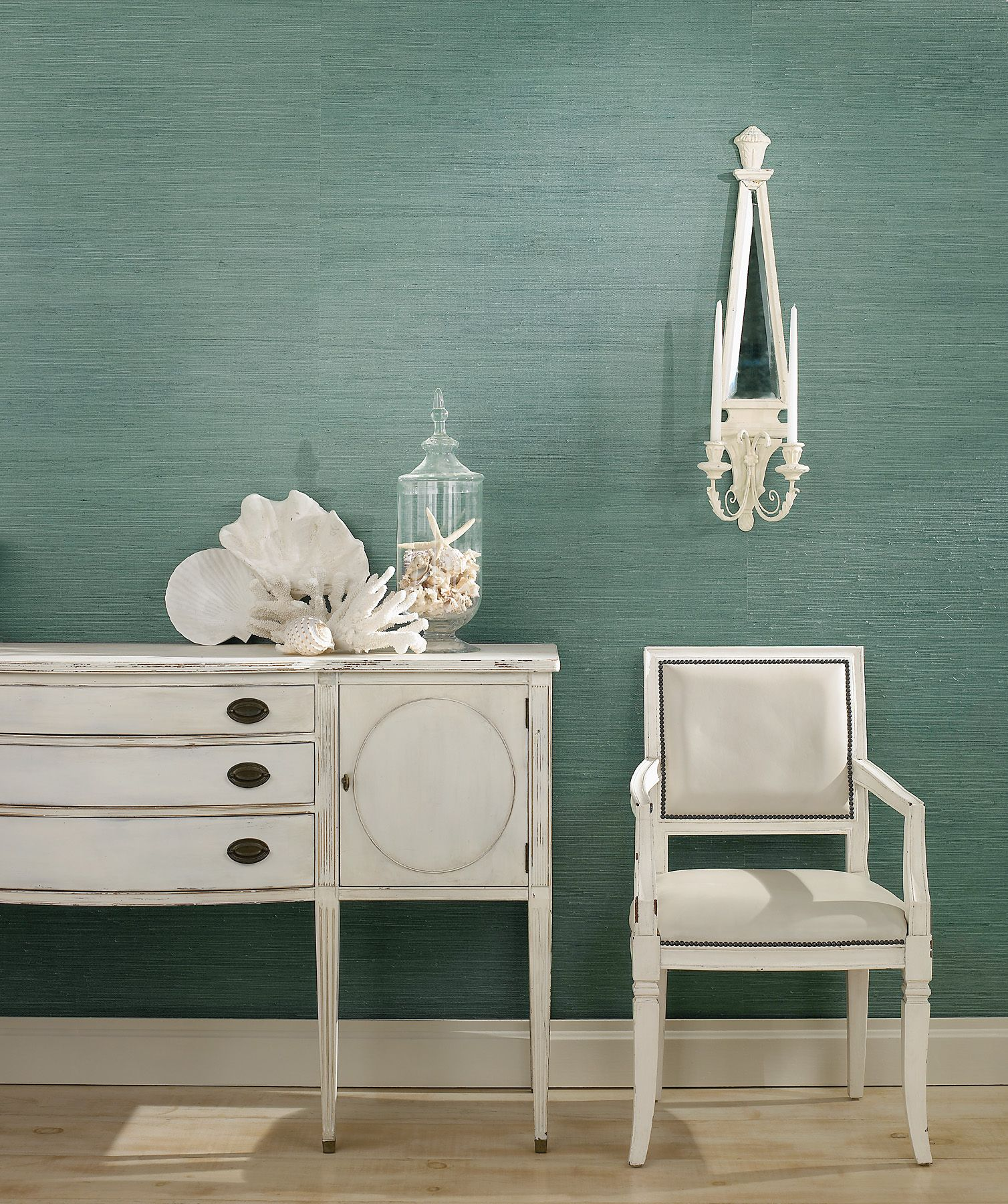 """Decorating With Grasscloth Wallpaper: From The """"Grasscloth Resource"""" Collection: Grasscloth Is"""